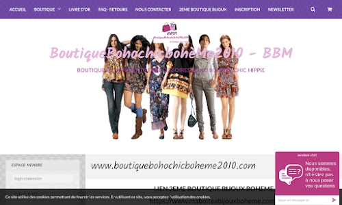 Boutiquebohochicboheme2010