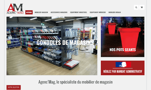 Agenc-mag Fourniture et mobilier