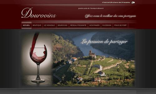 Douro-vins Alcool, vin et spiritueux