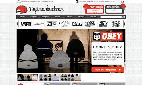MySnapBackCap