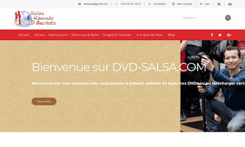 DVD salsa