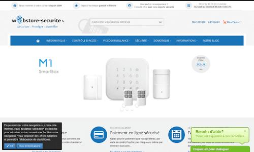 Webstore-securite