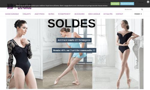 Body Langage : articles de Danse Vêtement