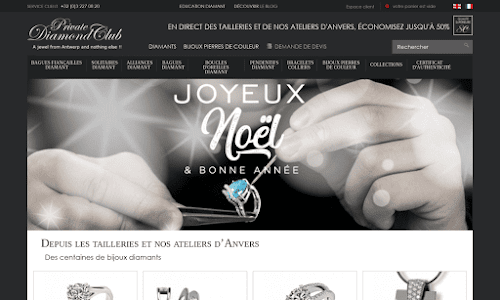 Private Diamond Club Bijouterie joaillerie