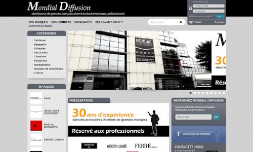 Mondial Diffusion Autres services