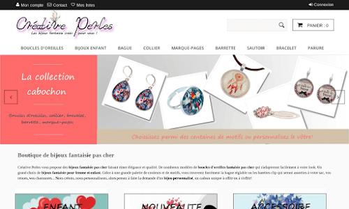 Créative Perles Bijoux