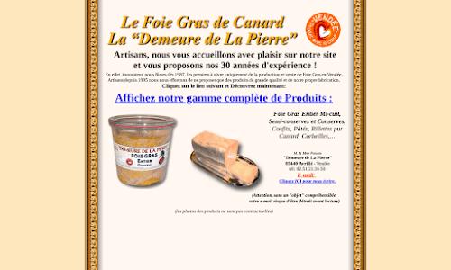 Foie gras, magret et rillettes d'oie