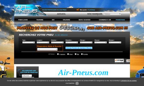 Air-pneus Accessoires auto, moto et bateau