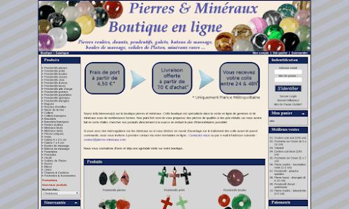 Pierres & Minéraux Loisir