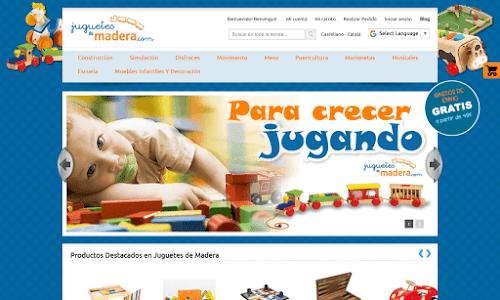Juguetes de madera - didácticos educativos para niños y niñas