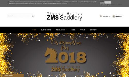 Tienda hípica ZMS Saddlery