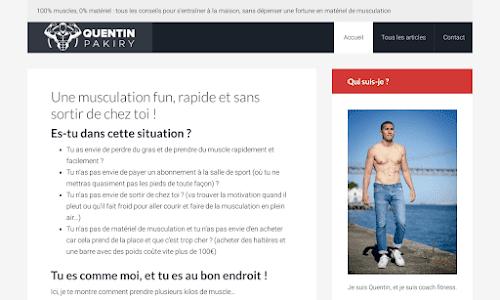 Quentin Pakiry Matériel