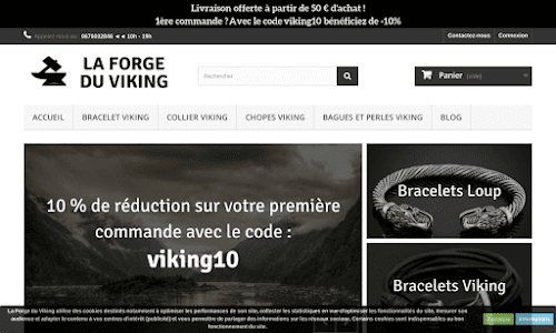 La Forge du Viking