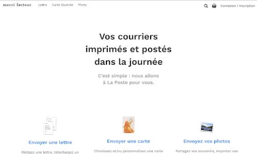 Cartes Merci-Facteur.com