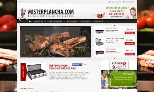 Misterplancha