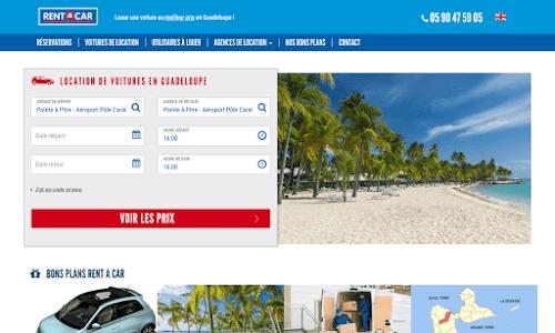 Rentacar Guadeloupe