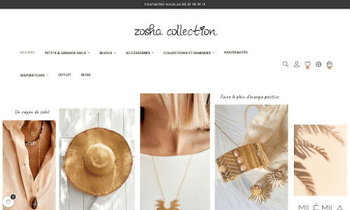 Zosha Collection