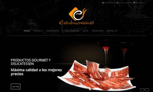 Estabuenisimo.es - Regalos Gourmet y Productos Delicatessen