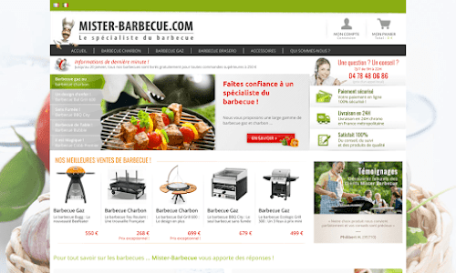 Mister Barbecue
