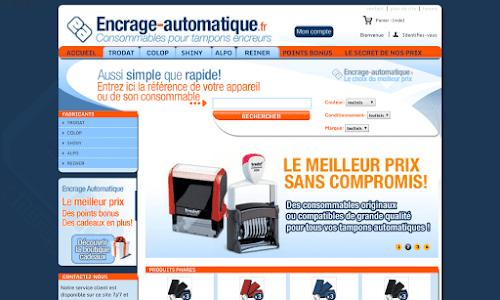 Encrage-Automatique Fourniture et mobilier