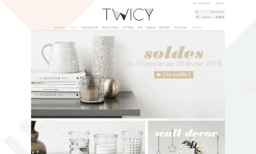 Twicy store
