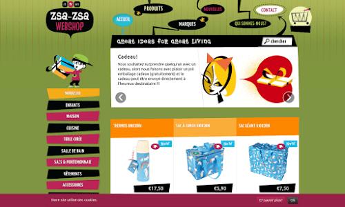 Zsa-zsa webshop Cadeaux