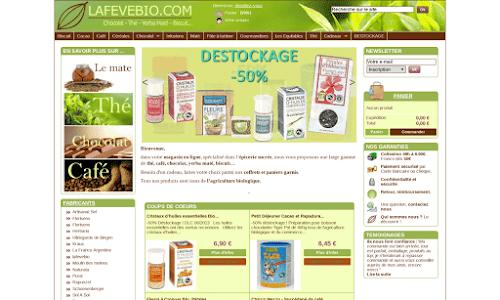 Lafevebio.com