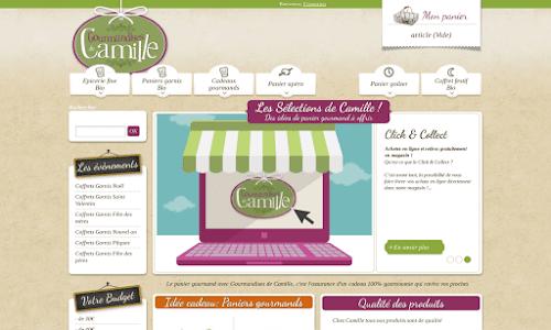 Gourmandises de Camille