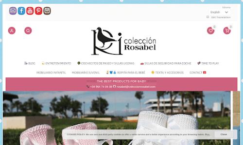 Colección Rosabel
