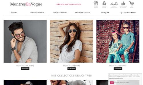 Montres en Vogue