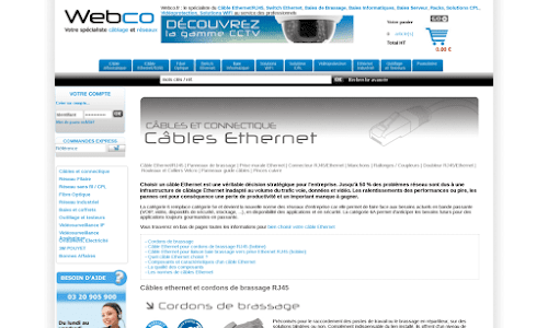 Webco Matériel professionnel