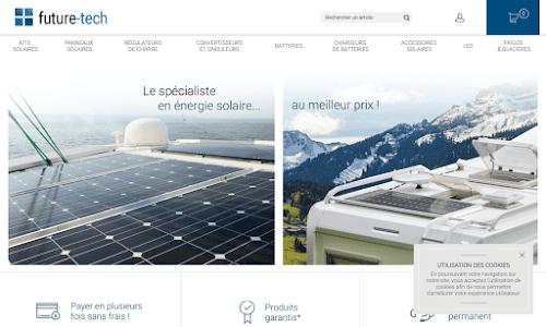 Future Tech - Energies renouvelables et panneaux solaires