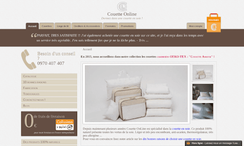 Couette Online