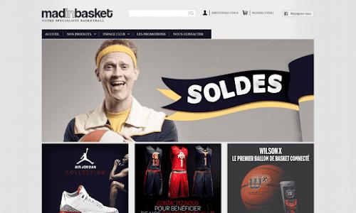 Mad in Basket Vêtement