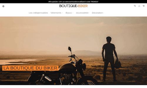 Boutique biker