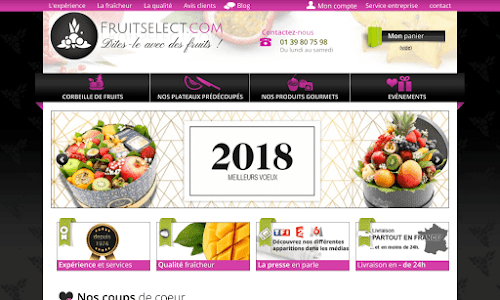 Fruitselect Alimentation