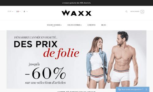 Waxx Mode Homme
