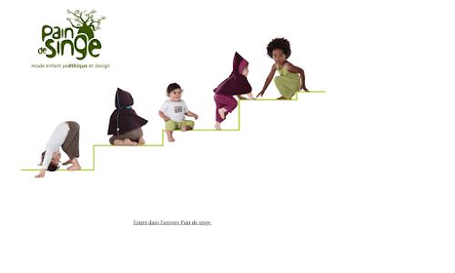 Pain de singe - créateur de mode enfant 0-3 ans