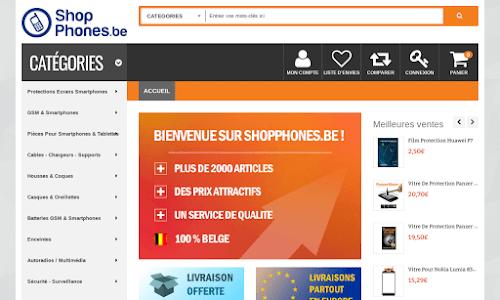 Shopphones Téléphone mobile