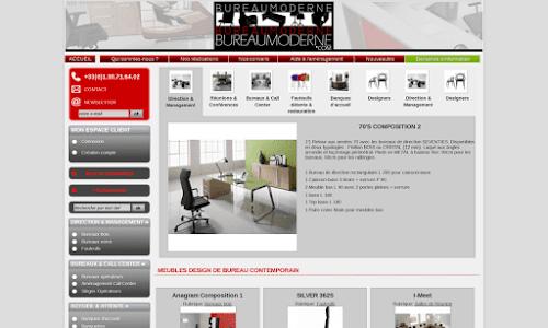Bureaumoderne Fourniture et mobilier