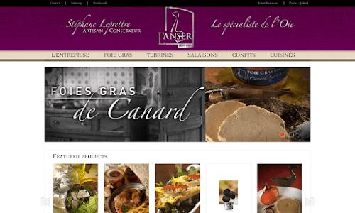 L'ANSER Foie Gras Foie gras