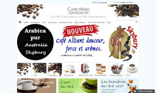 Cafés Marc Alimentation