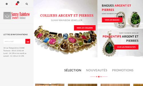 Bijouterie Sunny Raimbow Jeweller's à Toulouse, pierres semi précieuses Bijoux