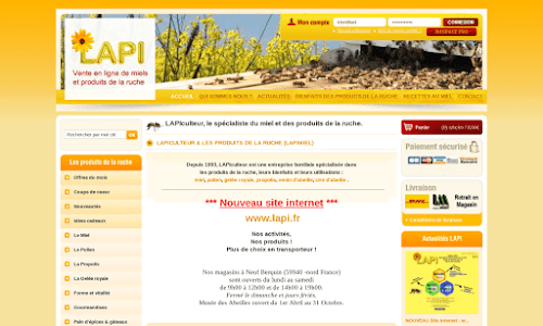 Lapimiel Produits du terroir