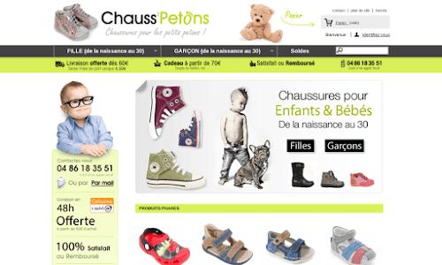 Chauss'petons Chaussures