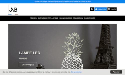 JNB-Maker Luminaire
