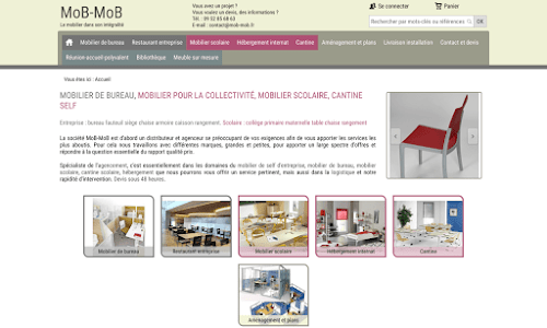 Mob-mob Fourniture et mobilier