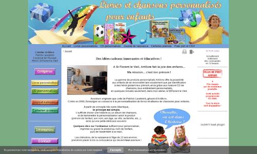 Livres personnalisés pour enfants et adultes