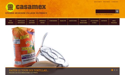 Produits d'épicerie Mexicaine
