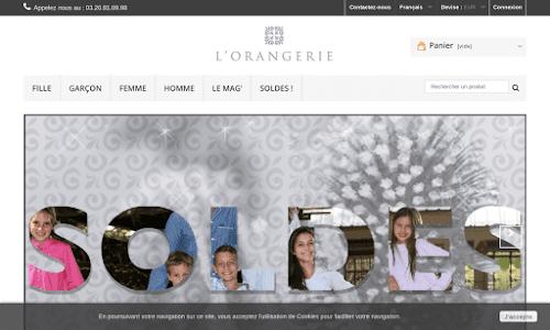 L'Orangerie pyjamas Mode Enfant